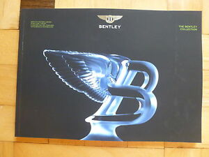 BENTLEY - The BENTLEY Collection 2, Preisliste; neu, ungelesen, sehr rar!! - Deutschland - BENTLEY - The BENTLEY Collection 2, Preisliste; neu, ungelesen, sehr rar!! - Deutschland