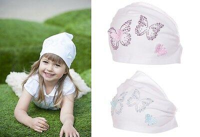 2 Years GIRL SUMMER Size 9 months JAMIKS Girls cotton hat headscarf SPRING