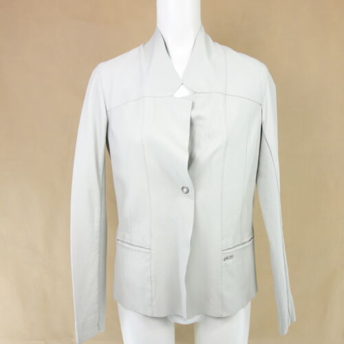Di Bree 36 Np Pelle By Donna Giacca 339 34 Xs Suite Blazer Nuovo S Oakwood SxwtnqpY