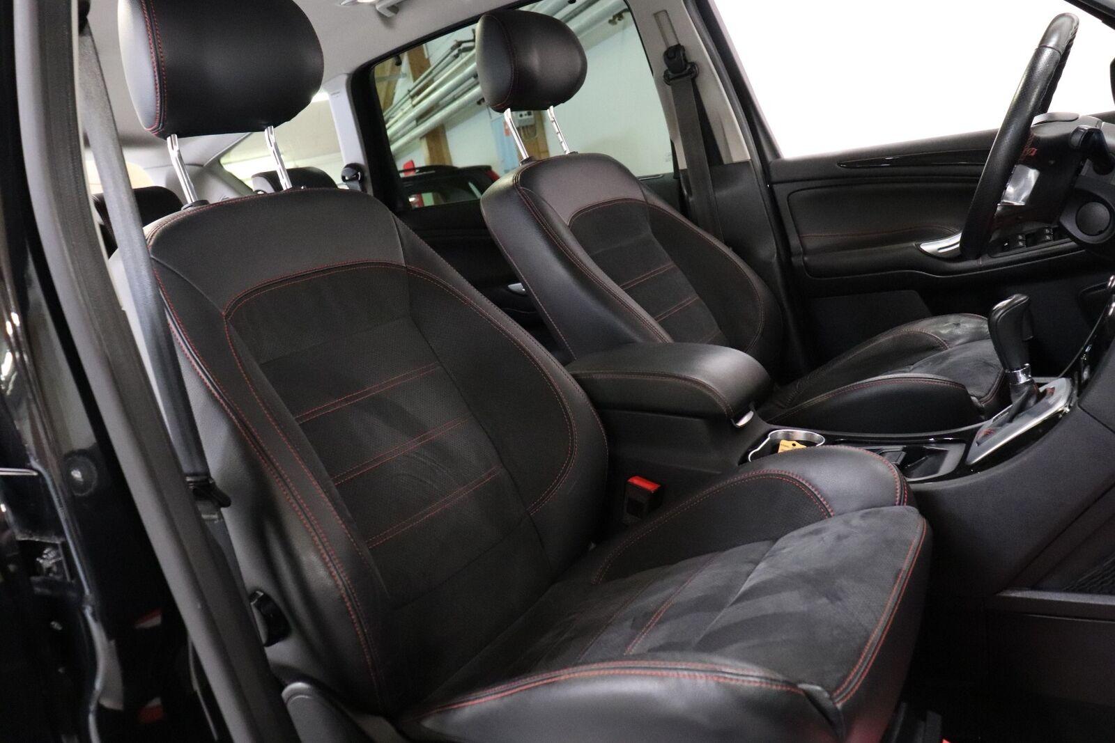 Ford S-MAX 2,2 TDCi 200 Titanium S aut.
