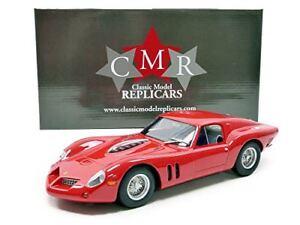 Ferrari 250 Gt Drogo 1963 Rouge 1:18 Modèle Cmr