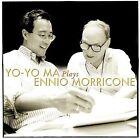Yo-Yo Ma Plays Ennio Morricone Super Audio Hybrid CD (CD, Sep-2004, Sony Music Distribution (USA))