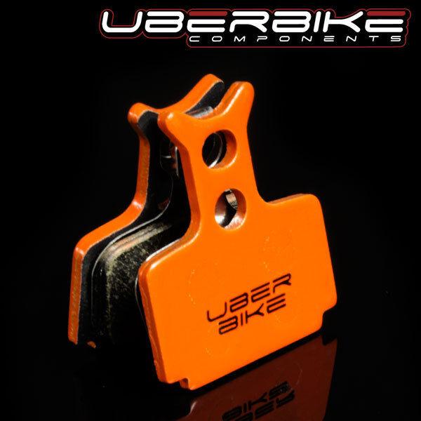 4 PAIRS KEV Formula C1 Uberbike Disc Brake Pads