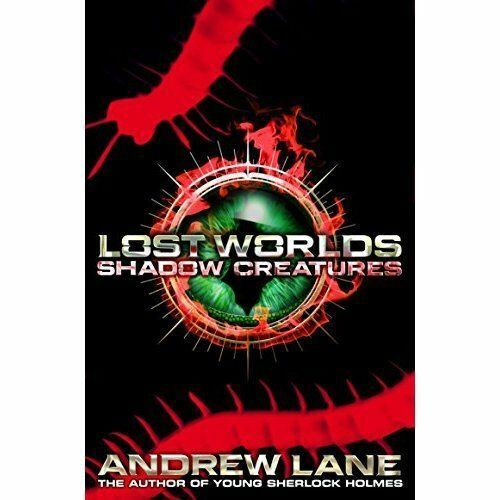 1 of 1 - Lost Worlds 2: Shadow Creatures, New, Lane, Andrew Book