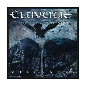 Eluveitie-Ategnatos-Patch-Official-Folk-Metal-New