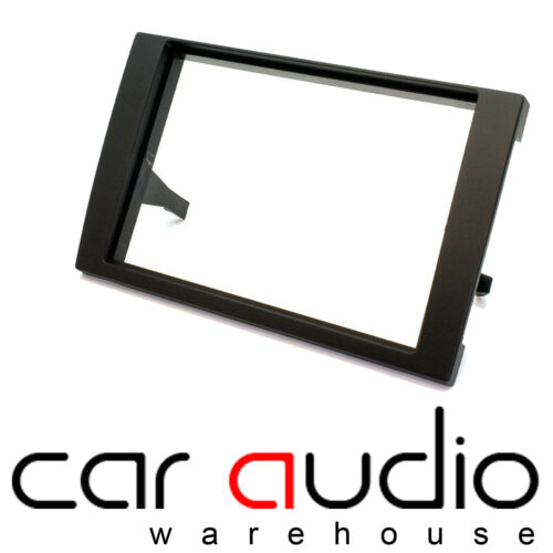 Connects2 CT24AU16 Audi A4 B6 2001-2008 Car Stereo Double Din Fascia Panel Plate