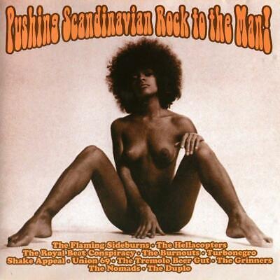 Pushing-Scandinavian-Rock-to-the-Man-Audio-CD-Various-Artists-VOW-AFROCD002
