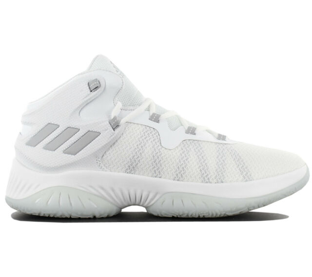 19024228ce59 Adidas Explosive Bounce Men s Basketballshoe Shoes Trainers White BY4467