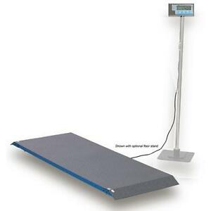 Salter brecknell ps 1000 floor scales veterinary scales for 1000 lb floor scale