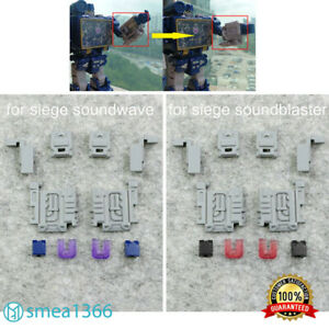 3D DIY replenish KITS FOR SIEGE Crosshair transformers