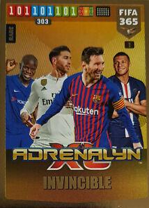 Panini-Fifa-365-2020-Adrenalyn-XL-Rare-Power-Up-Fans-Multiple-Badge-Fans-Auswahl
