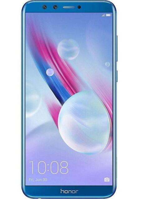 "Huawei Honor 9 Lite 5.65"" 4G Smartphone 32GB - Sapphire Blue (No Ep) B-"