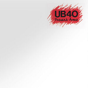 Ub40 Present Arms 2 X 180gsm Vinyl LP Mp3 Download and *