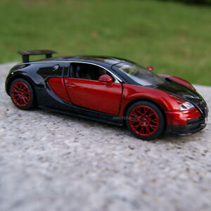Image Is Loading Model Cars Bugatti Veyron Super Sport 1 32
