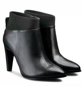 Posey Ankle BnibClarks boots Leder Kleiner Hohem Smart 5 Hohe Azizi Aus Mit Absatz Und Größe7 mN8n0w