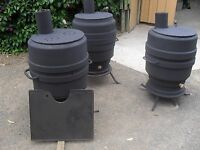 Pot Belly Wood Stove And Heater