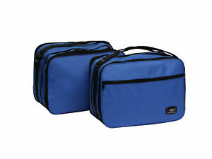Pannier-Liner-Inner-Luggage-Bags-To-Fit-TRIUMPH-TIGER-EXPLORER-1200-BLUE-Pair