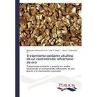 Tratamiento Oxidante Alcalino de Un Concentrado Refractario de Oro by Valenzuela G Jesus L, Valenzuela Soto Alejandro, Parga T Jose R (Paperback / softback, 2013)