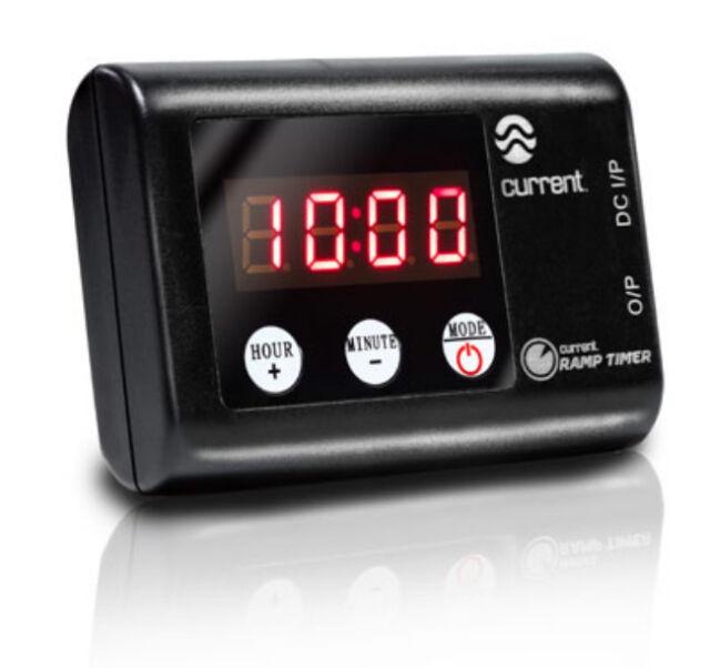 CURRENT USA SINGLE RAMP TIMER, Programmable 24-HR LED light Controller - CU01673