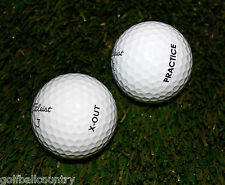 48 AAA Titleist Pro V1 Practice/X-Out Mix Used Golf Balls