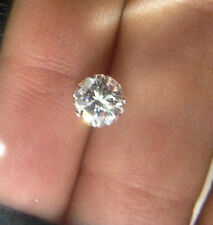 ROUND DIAMOND 1 CARAT D SI1 LOOSE SOLITAIRE EXCELLENT CUT CERTIFIED STONE SPARKY