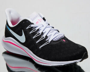 b02dcc391d1 Nike Air Zoom Vomero 14 Women s New Black Hyper Pink Running Shoes ...