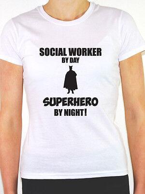 Electrician is My Superhero Dark Heather Adult T-Shirt