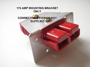 ANDERSON-DURITE-REMA-PLUG-SB-175-AMP-FLUSH-PANEL-MOUNTING-BRACKET-CONNECTOR