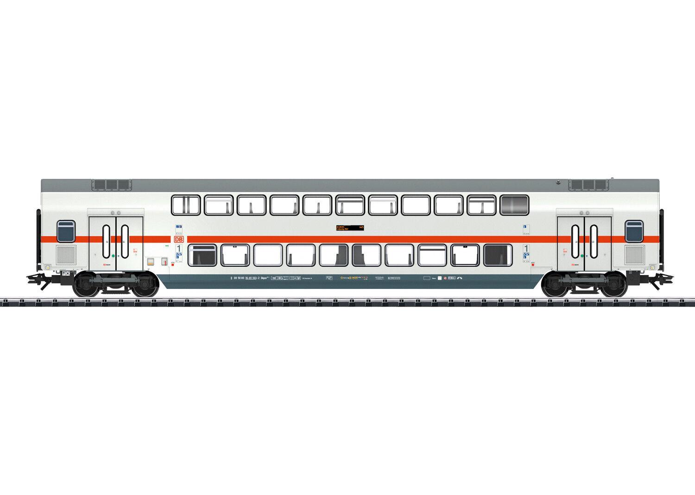 Trix 23248 IC2 Doppelstock-Mittelwagen 1. Clase de la DB Ag  Nuevo  con Emb.orig