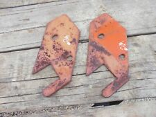 Allis Chalmers Styled Wc Tractor Front Ac Cultivator Mounting Brackets