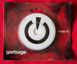Garbage-PUSH-IT-CD-mini-3-034-MUSH28CDSX-UK-opened-but-Mint