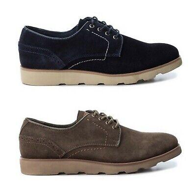 XTI Hombre Zapatos de piel 21321