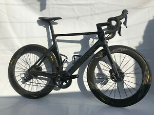 f75ce007646 2018 Canyon aeroad CF SLX Disc road bike Shimano Duraace 9100 - size ...