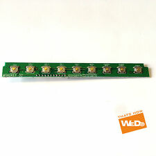 Goodmans G40227FT2 40 pulgadas LED TV función Botón Board MSH2KEY 32