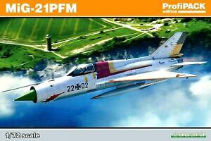 EDUARD-PROFIPACK-1-72-MiG-21PFM-AIRCRAFT-MODEL-KIT