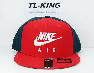 65a5a4f85f5 Nike Air Seasonal Futura True Swoosh Hat Snapback Unisex Cap 700416 ...