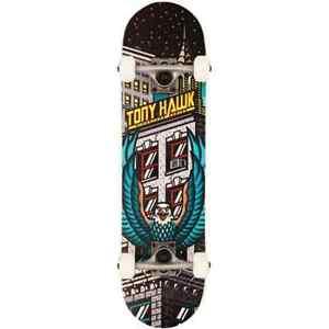 Tony-Hawk-Ss-180-Downtown-Mini-Skateboard-Complet-Multi-18-7cm