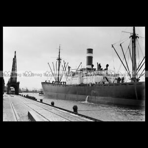 php-02245-Photo-SS-BARNEVELD-KNSM-LINE-1935-CARGO-SHIP