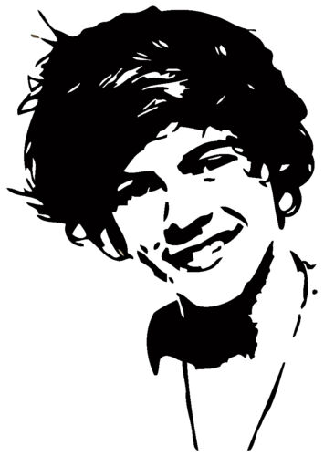 Harry Styles One Direction Children/'s Bedroom Decal Wall Art Sticker Picture