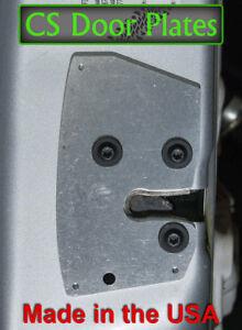Dodge Ram Dr 02 09 3rd Gen Door Latch Repair Reinforcement Plate L Or R Ebay