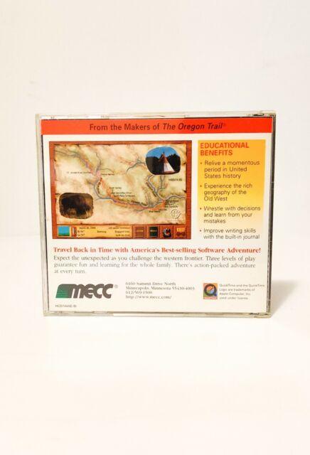 Oregon Trail Ii Pc 1996 For Sale Online Ebay