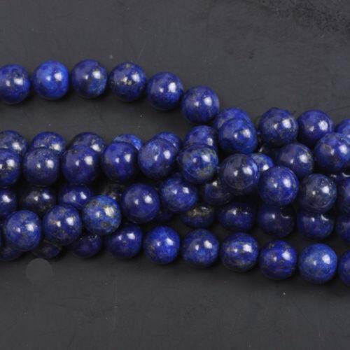 Wholesale 4//6//8//10//12MM Natural Gemstone Round Spacer Loose Beads Jewellery DIY