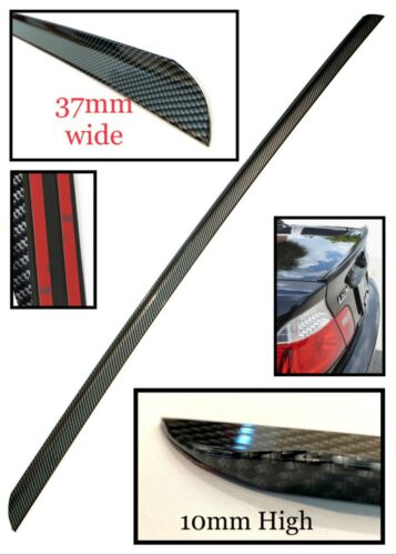 DTM Flex Carbon fiber dipping print trunk lip spoiler wing FOR BMW Z3 96-02