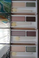Clinique Colour Surge Eyeshadow Duo Choose Your Shade