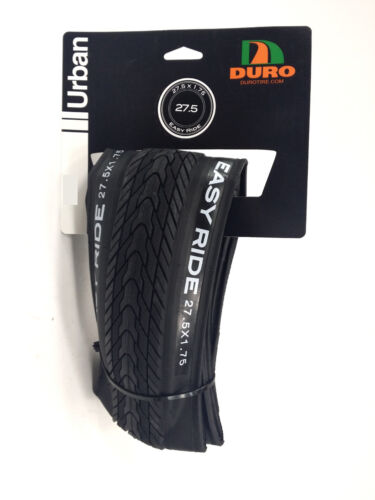 Folding Duro Urban Mountain Bike Road//Street//City Tire 27.5 x 1.75