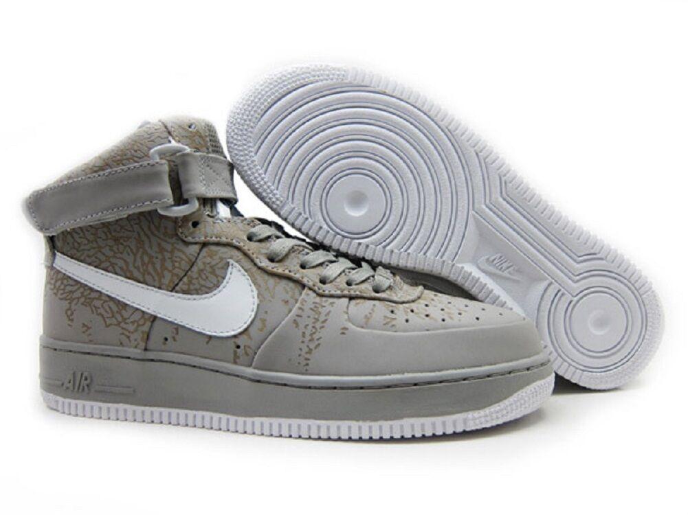 Nike air force degli uomini 1 - grigio bianco grigio eur neutro suprema noi 45,5 eur grigio 11,5 0a1a90