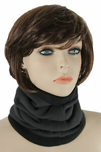 Men-Women-Scarf-Turtle-Neck-Warmer-Head-Cover-Hair-Outdoor-Loop-Mask-Hat-Sport