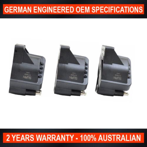 3 x Ignition Coil Holden Statesman Caprice WH WK VQ VR VS Monaro V2 3.8L HSV XU6