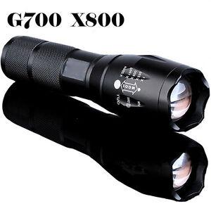 G700-X800-8000Lumen-a-zoom-regolabile-XML-T6-LED-18650-TORCIA-FOCUS-LAMPADA-LUCE