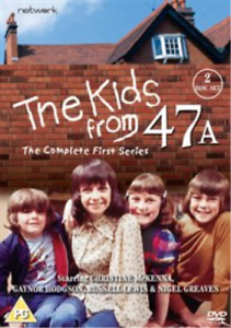 Christine-McKenna-Gaynor-H-Kids-from-47A-The-Complete-Series-One-DVD-NEW
